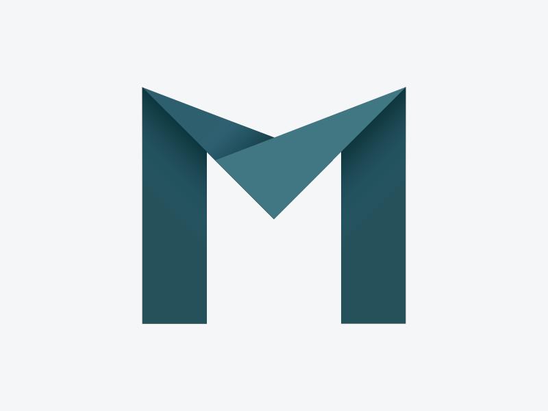 New Portfolio Logo by Miha Vidakovič