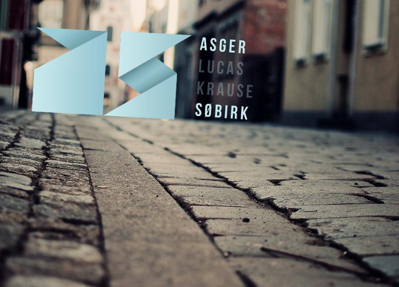 Logotipo personal de Asger Søbirk