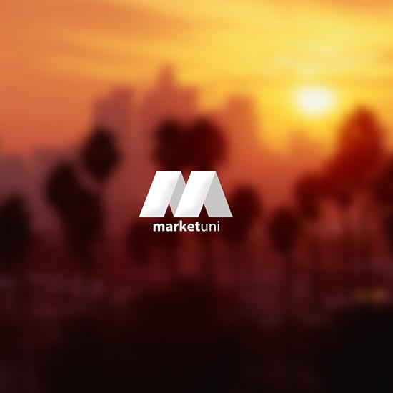 Logotipo de MarketUni por LIFT Media