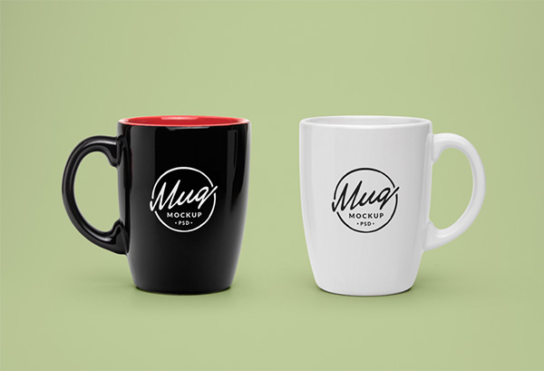 Mug PSD MockUp #2 by GraphicBurger