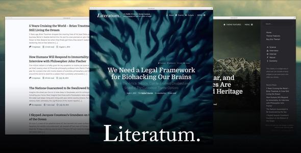 Literatum - Just Write