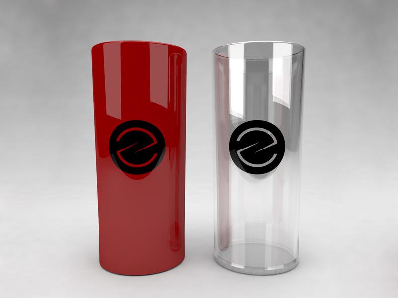 Glass Cup Mockups by Eduardo Barboza