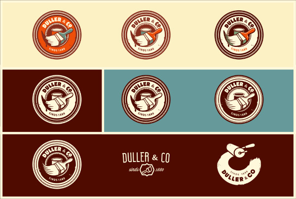 Duller & Co by Szende Brassai
