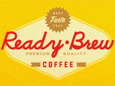 Ready Brew por Dustin Wallace