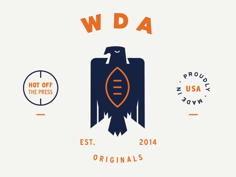 WDA Logo by Bethany Heck