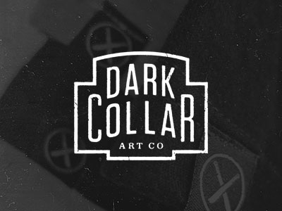 Dark Collar Art Co. por Brandon Rike