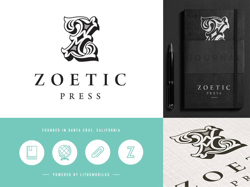 Zoetic Press por Steve Wolf