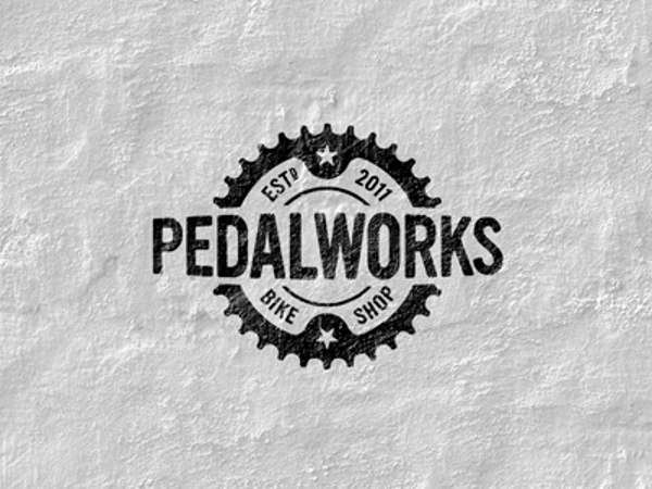 Pedalworks Logo por Graham Smith