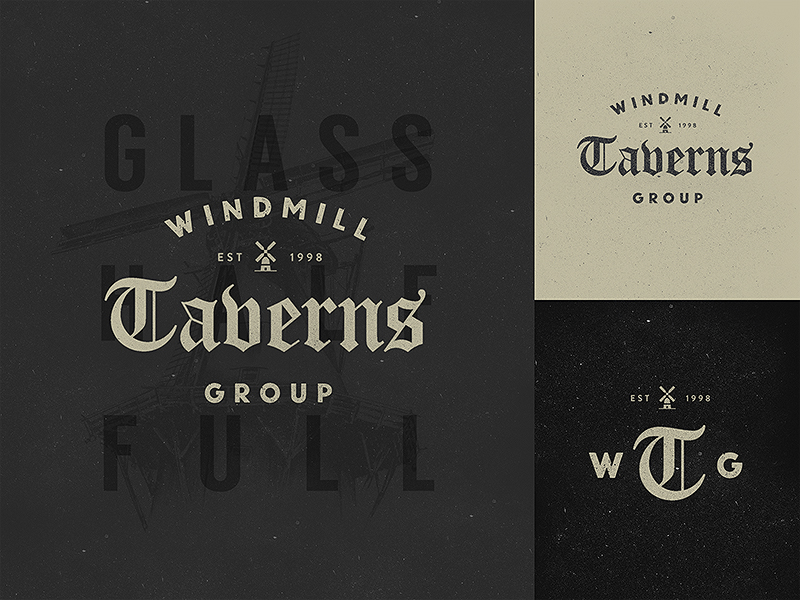 Windmill Taverns Group por Nathan Riley