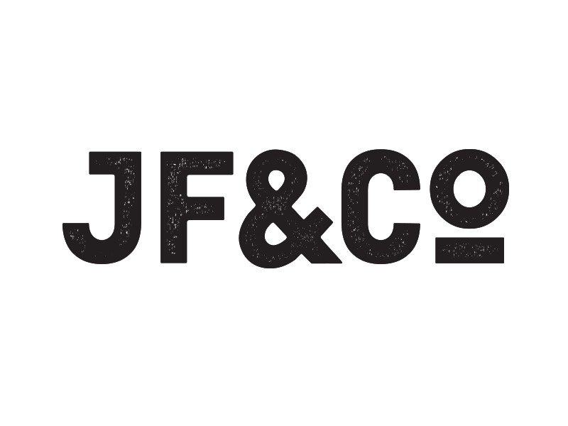 JF&CO Logo by Cara Bell