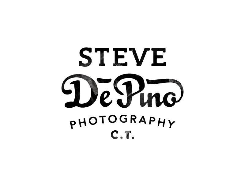 Steve Depino Logo by Amy Hood