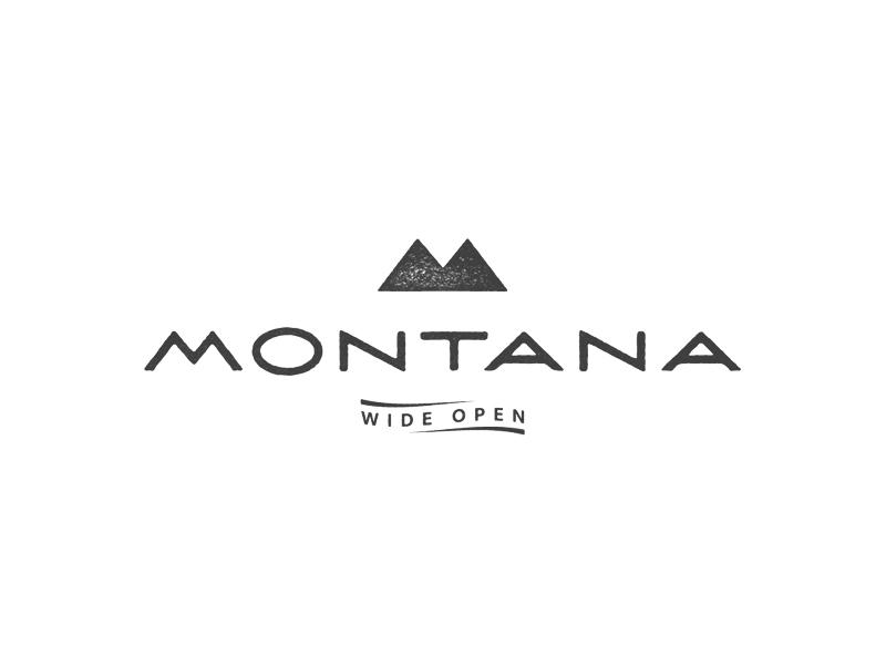 Montana Vintage Logo by Luke Anspach
