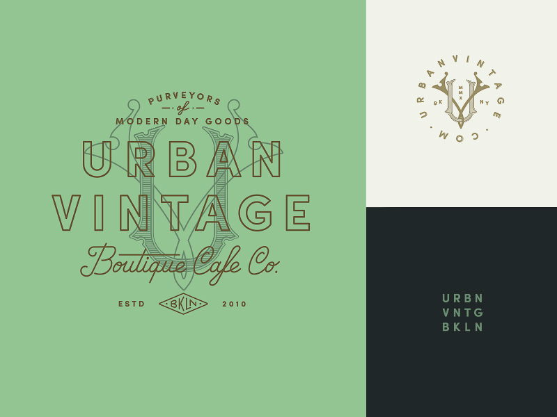 Urban Vintage por dispositivo
