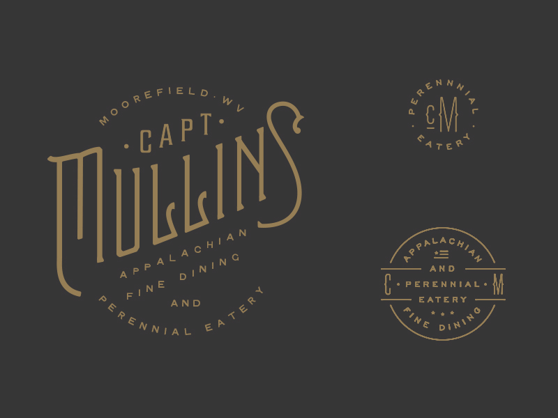 Capt. Mullins Logo Marks by Device