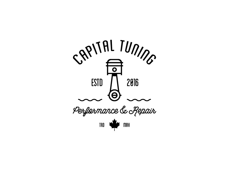 Capital Tuning Logo by Victor Belinatti