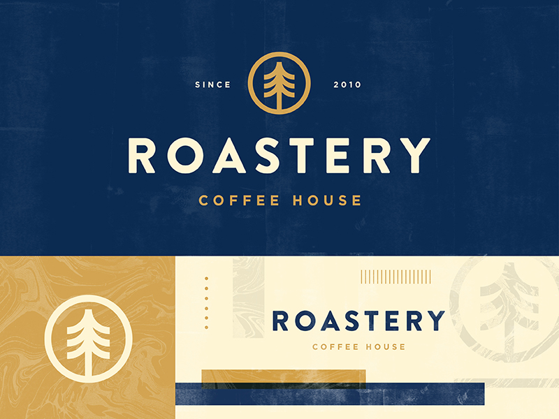 Roastery por Josh Warren