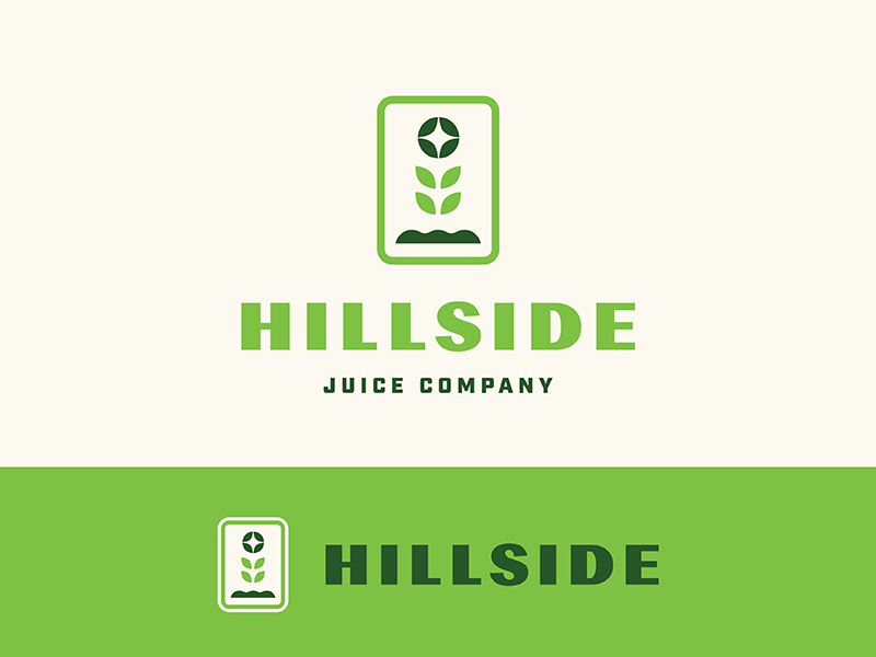 Hillside Juice Co. por Josh Warren