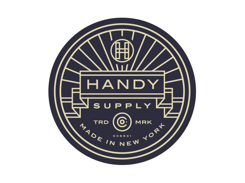 Handy Supply Co. por Steve Wolf