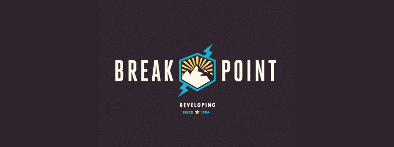 BreakPoint Logo by Emil Ayouni