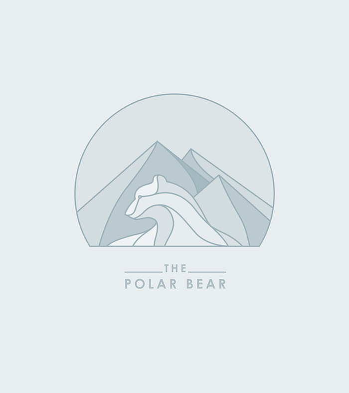 The Polar Bear by Yoga Perdana