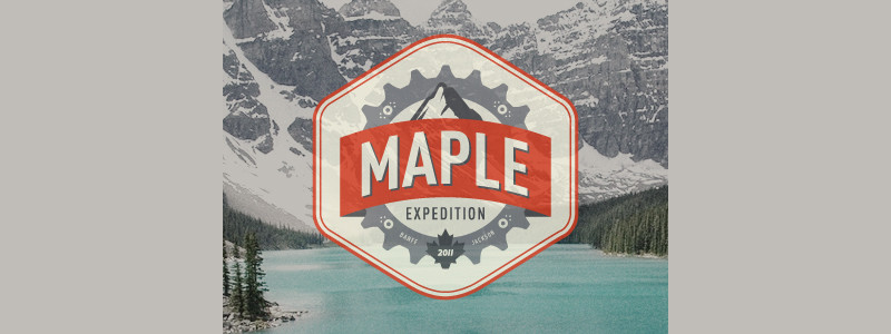 Maple Expedition by Jason Hines