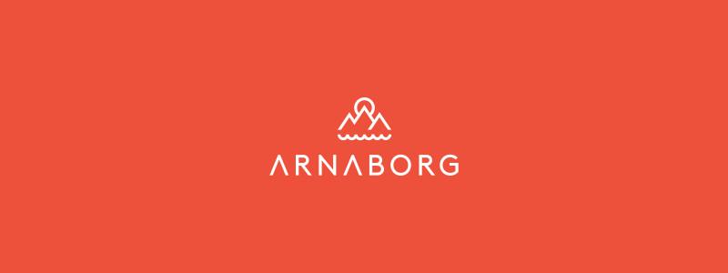 Arnaborg Logo by Deividas Bielskis