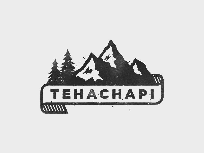 Tehachapi Logo by Brian Hurst