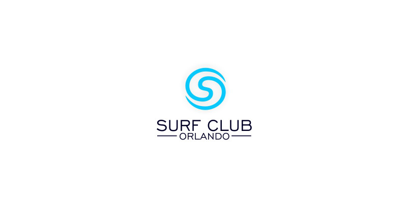Surf Club Orlando Logo by FreelanceLogoDesign