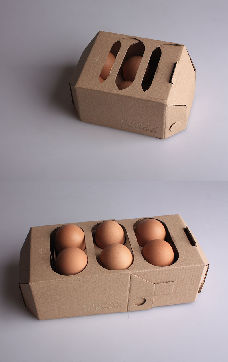 Egg Box Toaster by Ádám Török