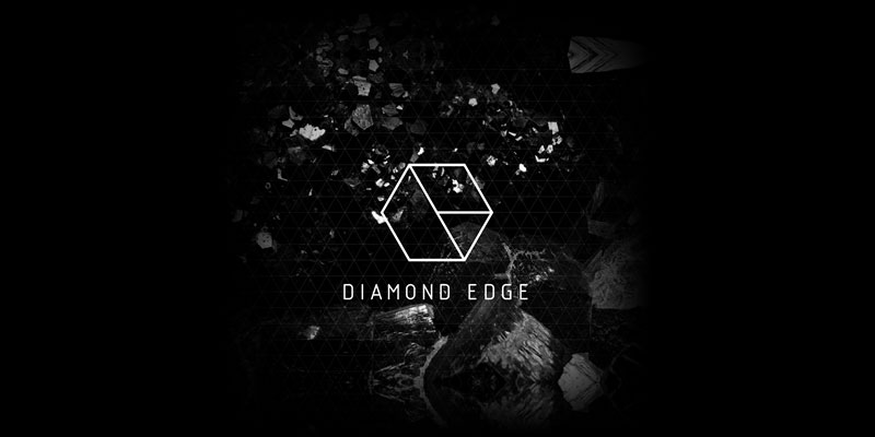 Diamond Edge Logo by Cosmin Capitanu