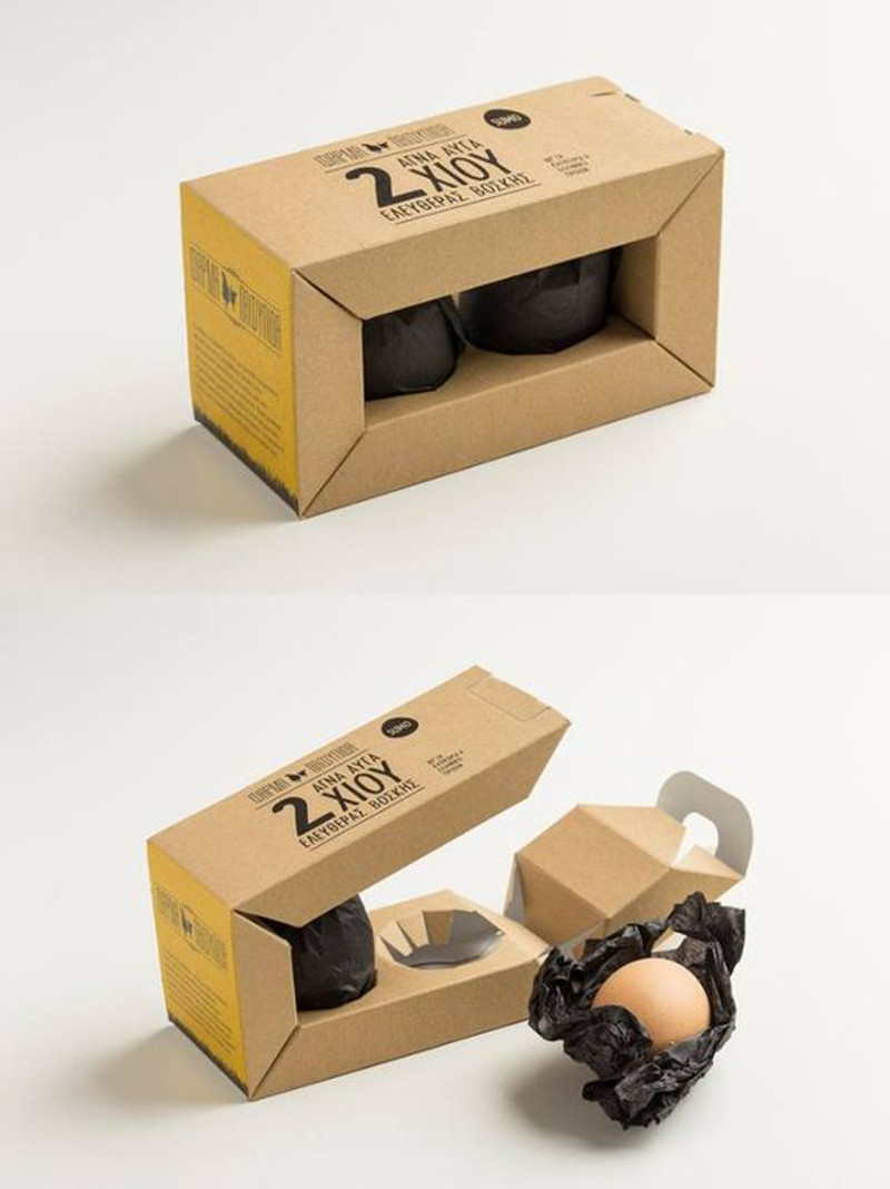 Pafylida Farm Packaging by Maria Romanidou & Natalie Poulman