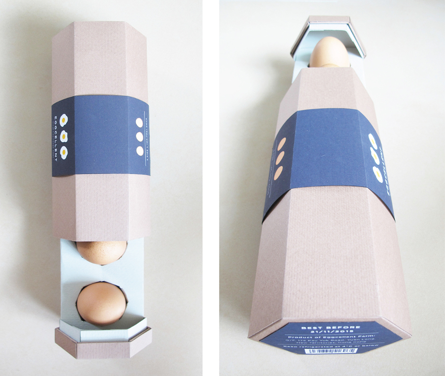 Eggcellent by Bonnie cheung