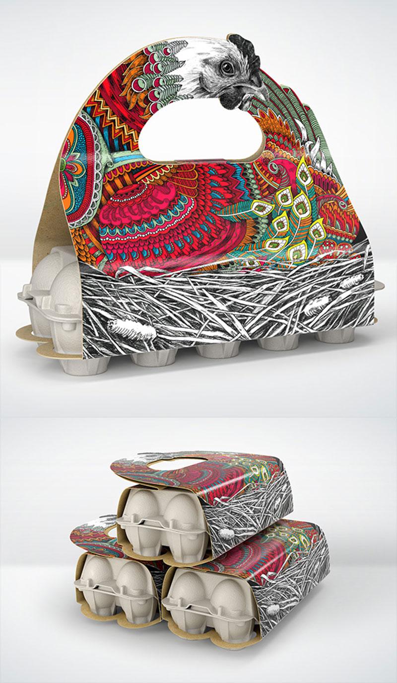 Layer Hen de Alexandra Istratova