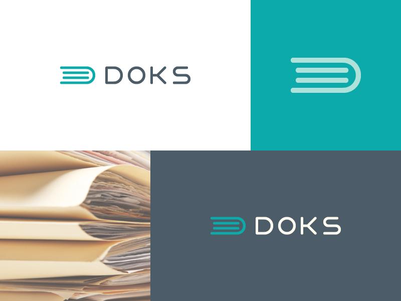Doks Logo by Jan Meeus