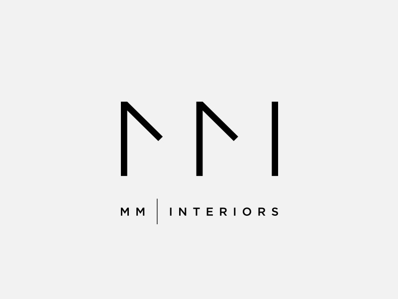 MM Interiors Logo by Dimiter Petrov