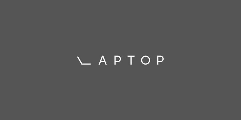 Laptop Logo