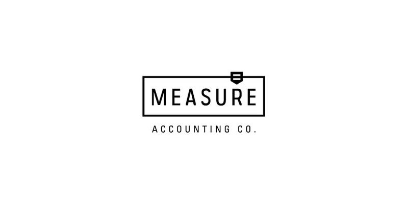 Measure Accounting Co. Logo