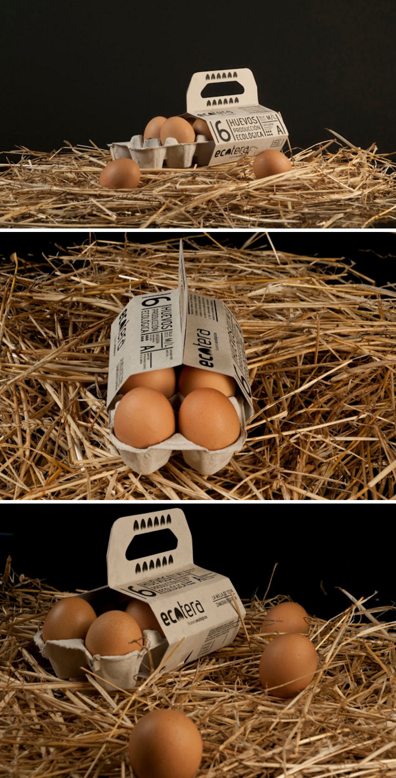 Ecotera Eco Eggs by Javier Garduño Estudio De Diseño