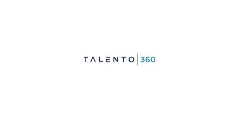 Talento 360 Logo by FreelanceLogoDesign
