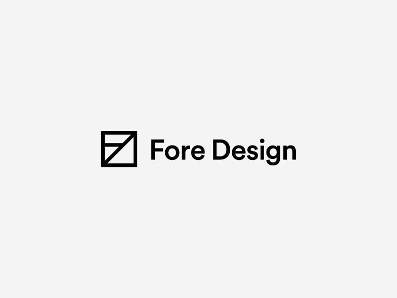 Fore Design Logo by Dan Perrera