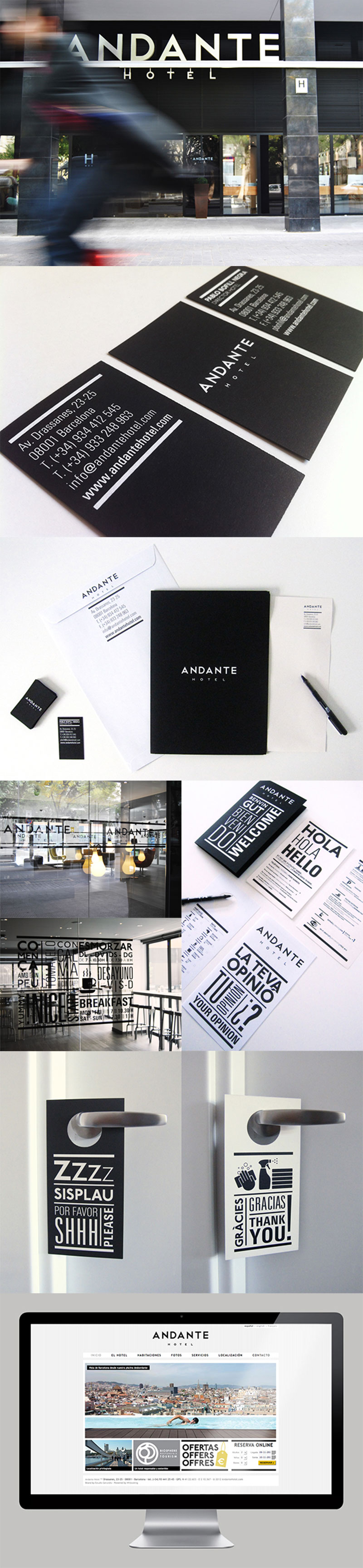 Andante Hotel by Gerundio Lorena Alonso Noblom