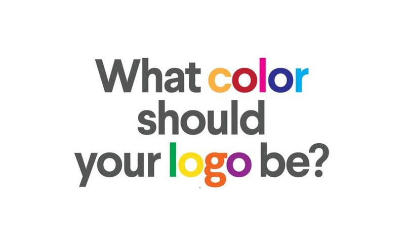 Facebook's color logo design