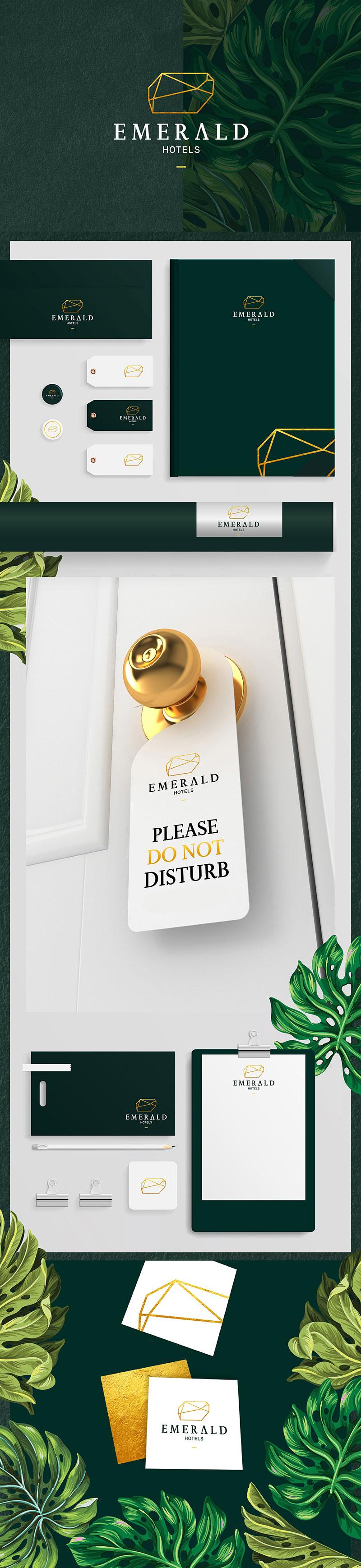 EMERALD HOTELS by Hadeel Sayed Ahmad