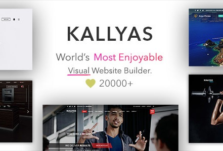 24 Hours Only! Get The Best Selling - Kallyas Creative WordPress Theme at 40% Off!