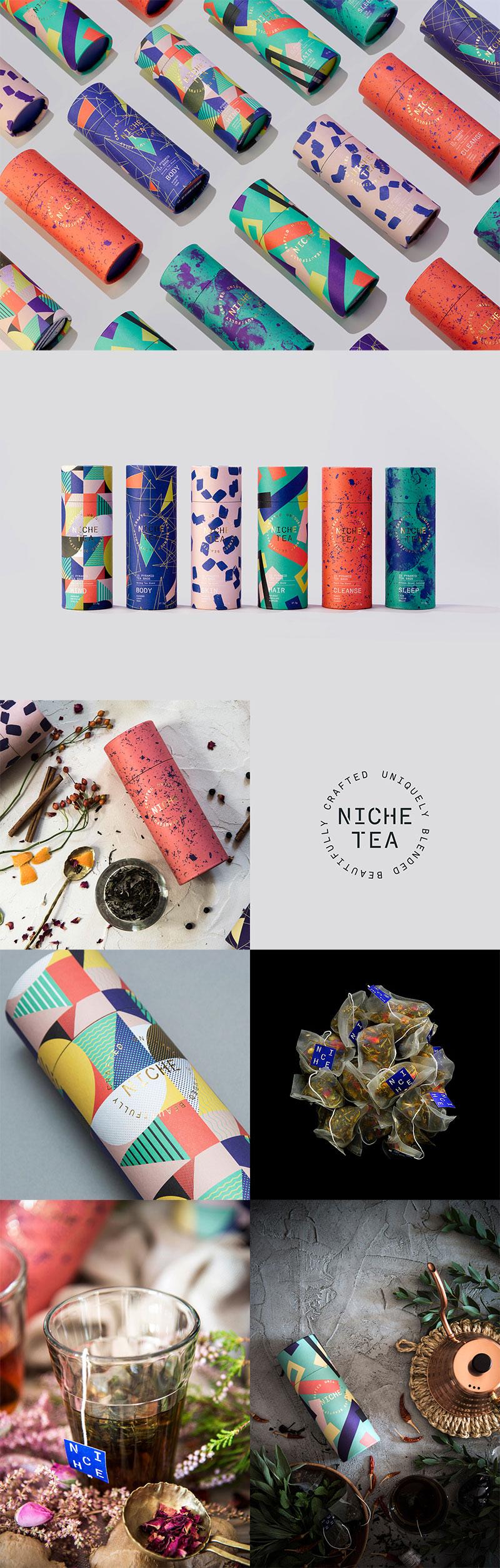 NICHE Tea by IWANT design