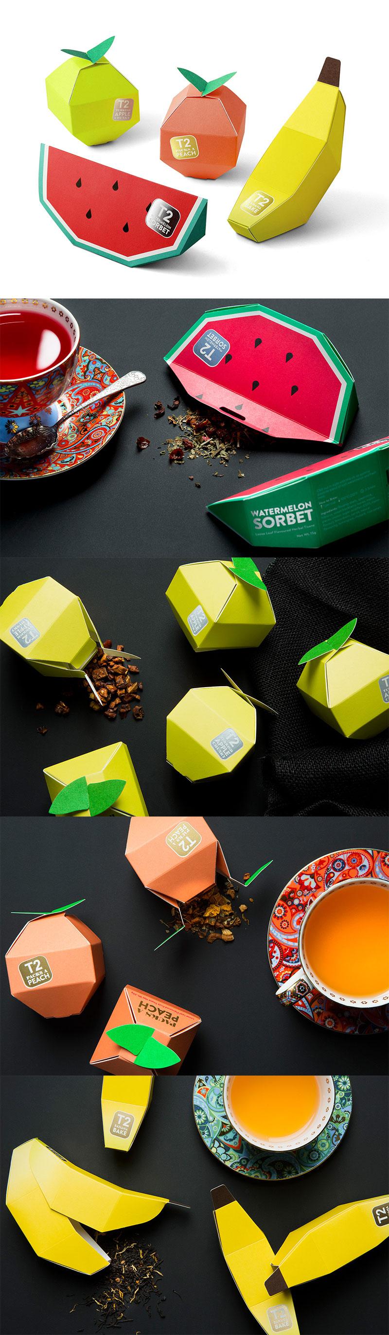 T2 Tea Mini Fruits by Christopher Stanko