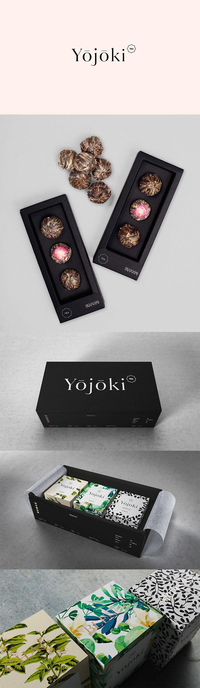 Yojoki Tea by Ariel Di Lisio