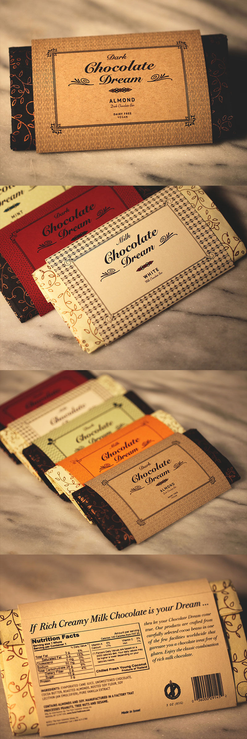 Chocolate Dream by Alex Apostolides
