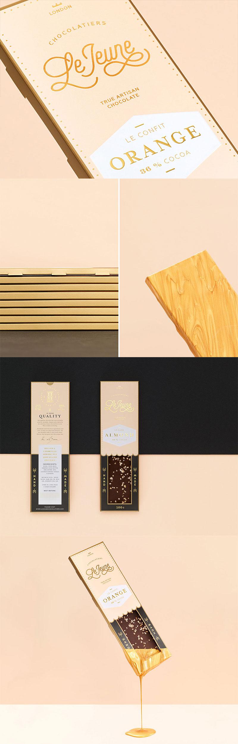 LE JEUNE Chocolatiers by STUDIO CHAPEAUX