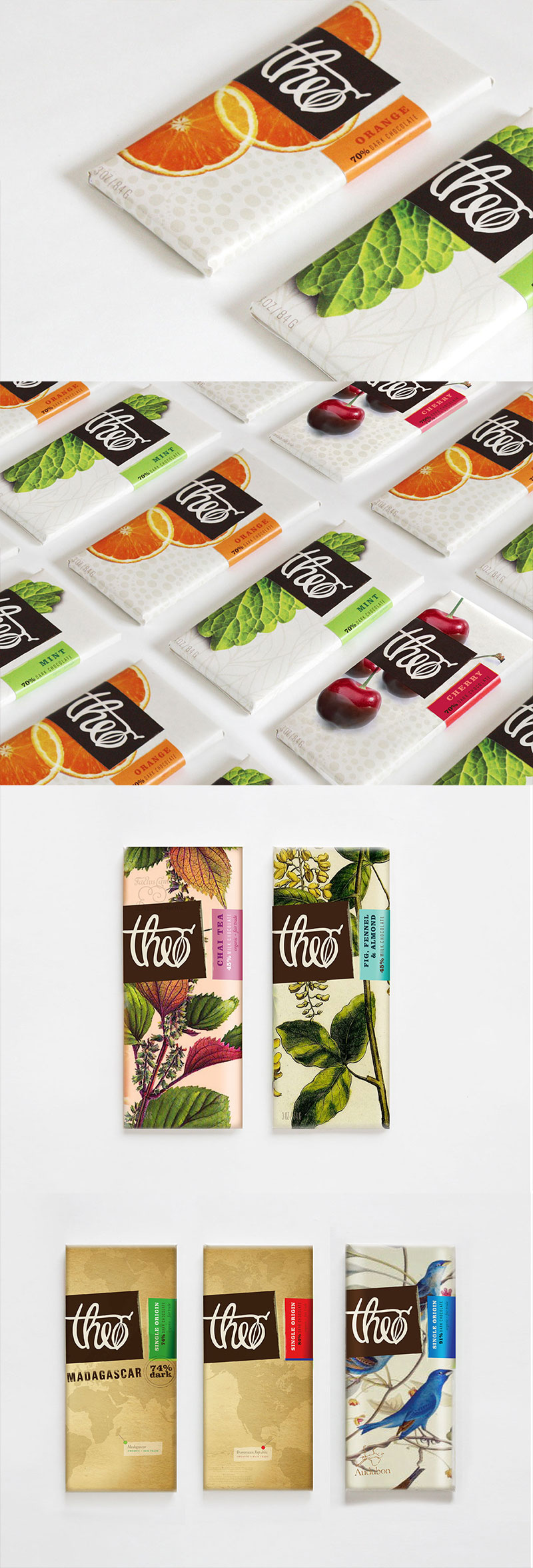 Theo Chocolate by Ashley Parker